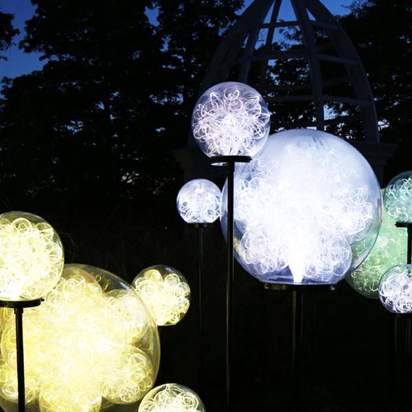 浙江GLO-015 光纤麦穗大球灯