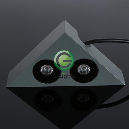 F 6W三角投光灯