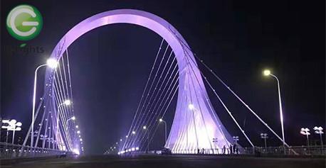 桥梁亮化照明案例