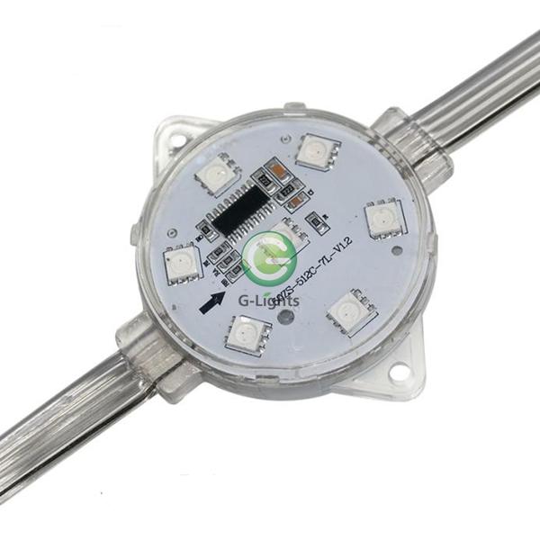 江苏W-061 二次封装点光源50mm