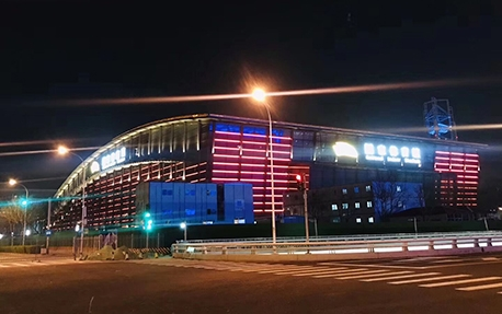 国家体育馆亮化照明案例