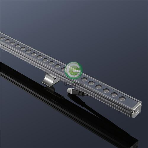 洗墙灯厂家朗拓照明教您如何挑选LED洗墙灯
